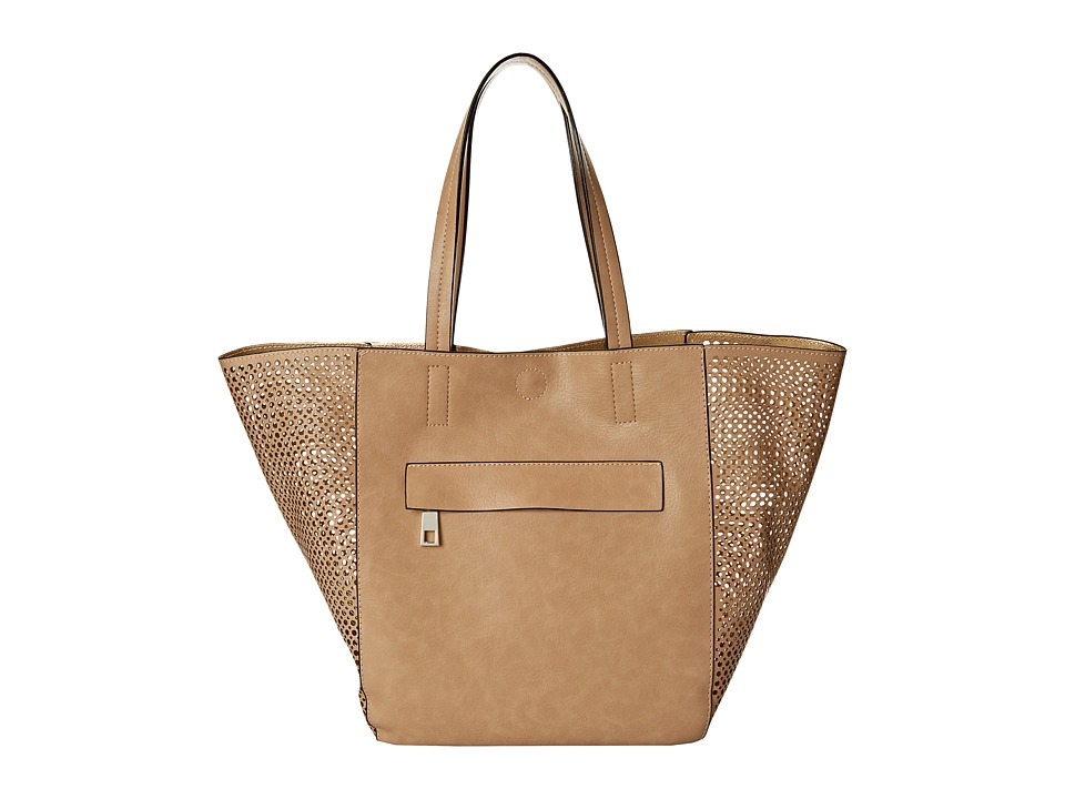 Kenneth Cole Reaction - Bare Essentials Tote (Putty/Soft Gold) Tote Handbags