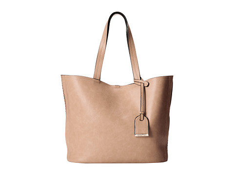 Kenneth Cole Reaction - Clean Slate Shopper (Putty/Soft Gold) Tote Handbags