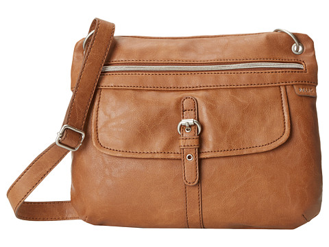 Relic - Cleremont Crossbody (Saddle) Cross Body Handbags