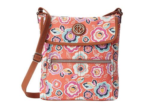 Relic - Erica Flap Crossbody (Coral Multi) Cross Body Handbags