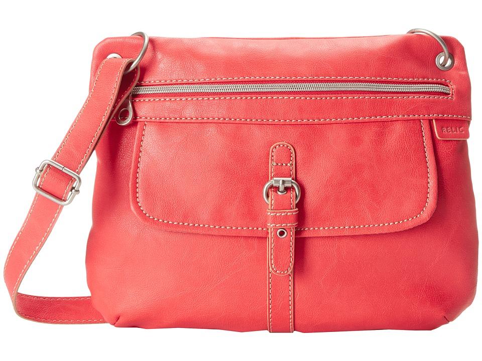 Relic - Cleremont Crossbody (Paprika) Cross Body Handbags