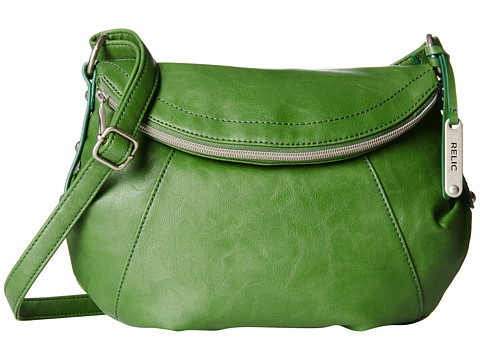 Relic - Sanibel Crossbody (Green Moss) Cross Body Handbags