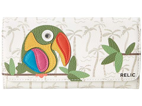 Relic - Takeaway Checkbook (Parrot) Checkbook Wallet