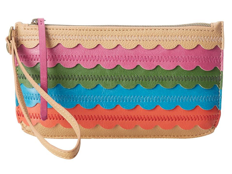 Relic - Takeaway Wristlet (Multi) Wristlet Handbags
