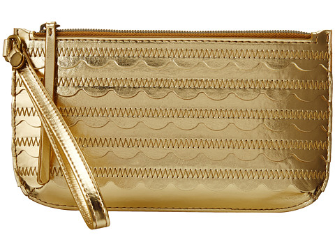 Relic - Takeaway Wristlet (Gold) Wristlet Handbags