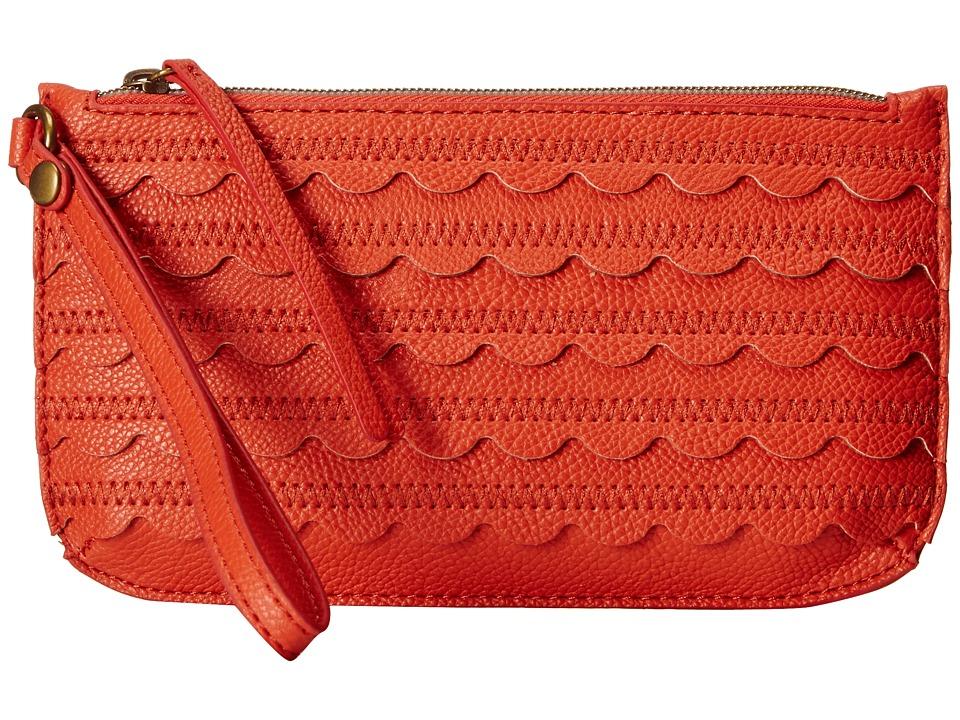 Relic - Takeaway Wristlet (Paprika) Wristlet Handbags