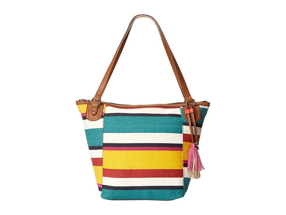Relic - Capri Tote (Stripe) Tote Handbags