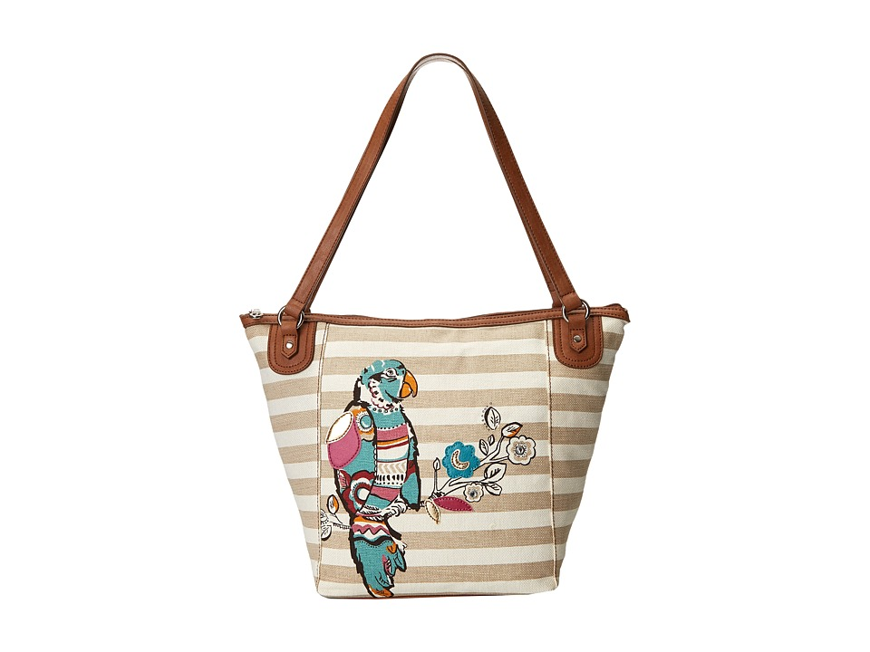 Relic - Capri Tote (Parrot) Tote Handbags