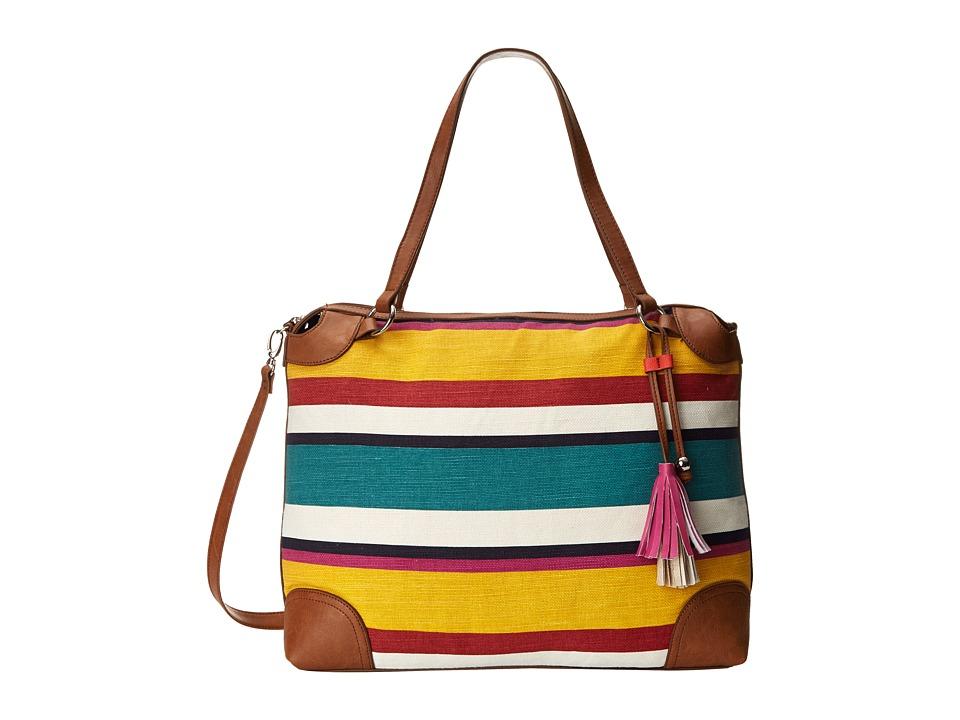 Relic - Capri Duffle (Stripe) Duffel Bags