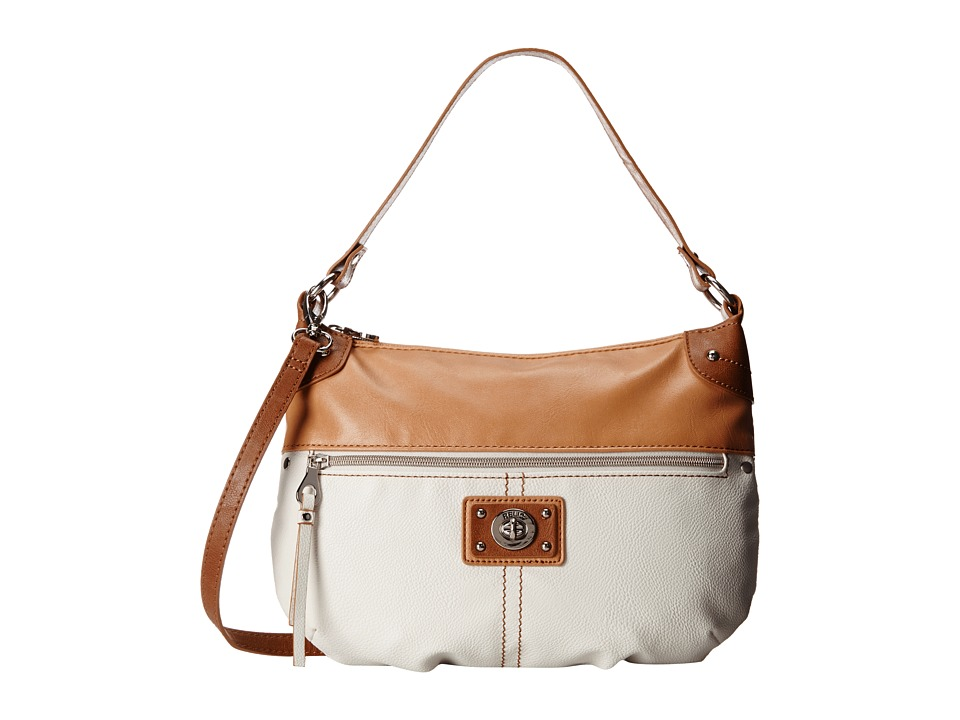 Relic - Prescott Top Zip (Neutral Multi) Top-Zip Handbags