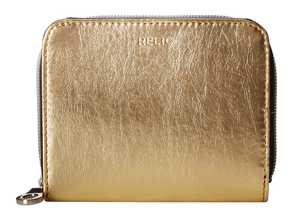 Relic - Takeaway Multifunction (Gold) Handbags
