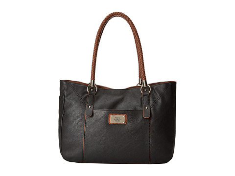 Relic - Naples Double Shoulder (Black) Shoulder Handbags