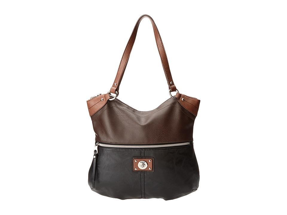 Relic - Prescott Shopper (Brown Multi) Handbags