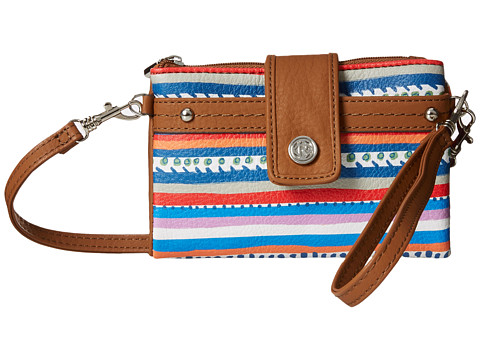 Relic - Vicky Multifunction (Colorful Stripe) Handbags