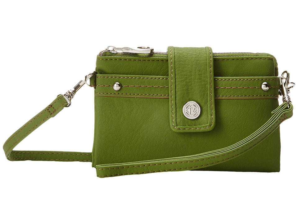 Relic - Vicky Multifunction (Chive) Handbags