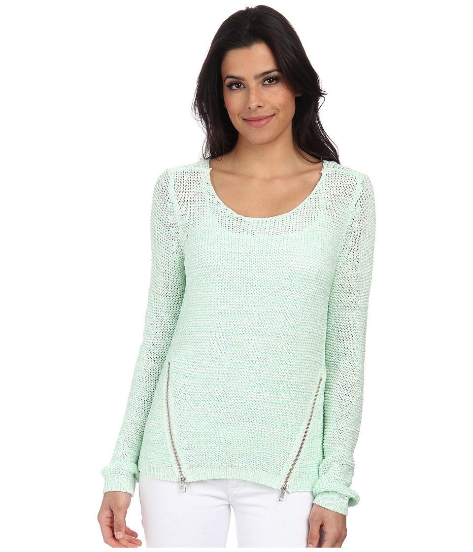 ONLY - New Geenie Long Sleeve Pullover (Cloud Dancer) Women's Sweater