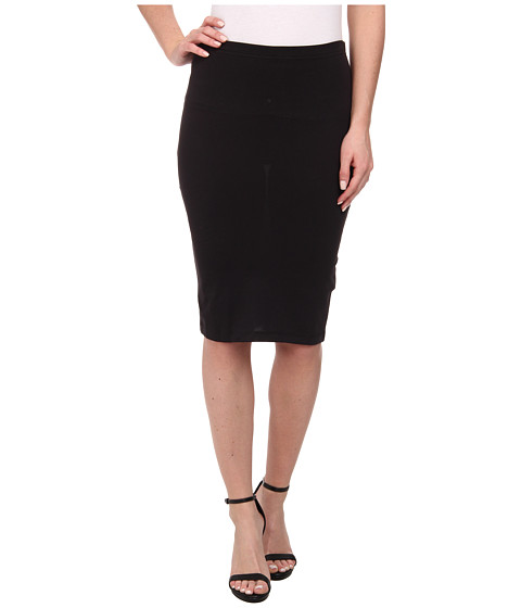 ONLY - Abbie Midi Skirt (Black) Women's Skirt