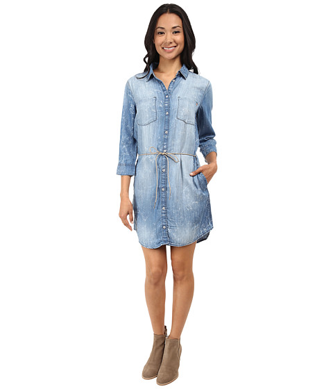 ONLY - Henna Dress (Light Blue Denim) Women