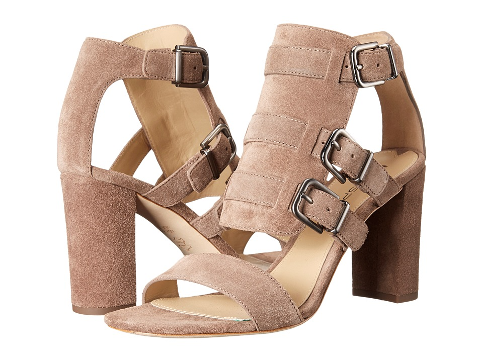 Via Spiga - Revel (Heather Pearl Sport Suede) High Heels