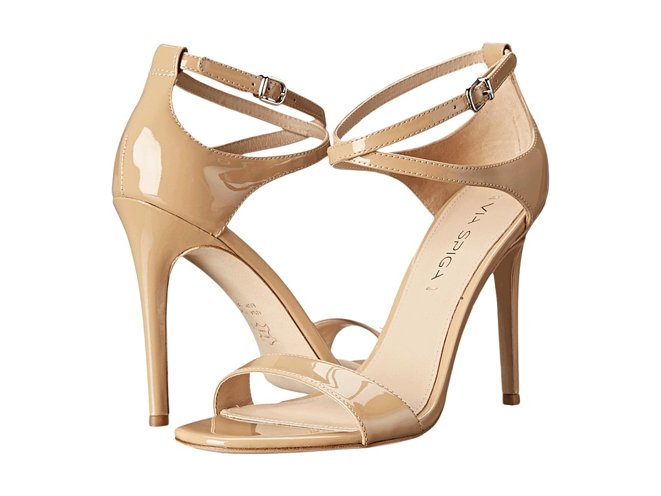 Via Spiga - Tiara (Nude Patent) Women's Shoes
