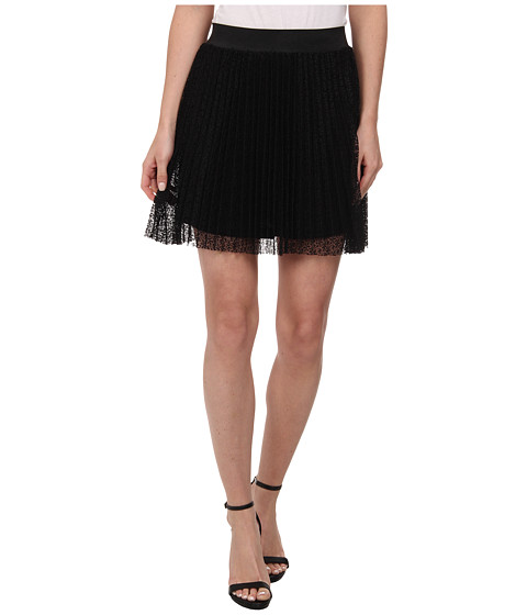 ONLY - Lia Skirt (Black) Women's Skirt