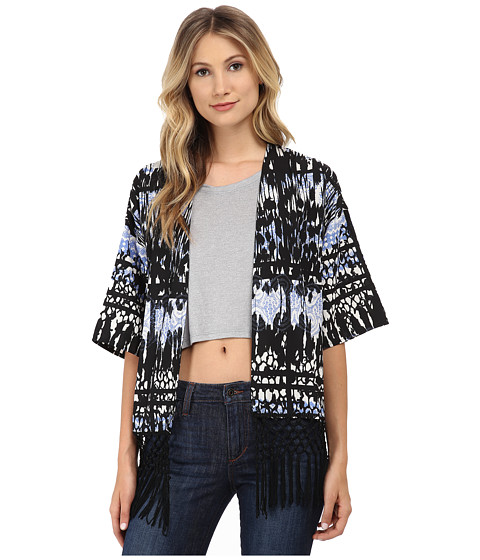 ONLY - Rory 2/4 Kimono (Cloud Dancer) Women's Clothing
