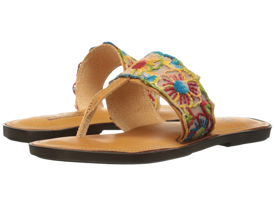 Sbicca - Sombrio (Natural Multi) Women's Sandals