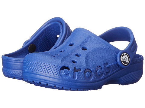 Crocs Kids - Baya (Toddler/Little Kid) (Cerulean Blue) Kids Shoes