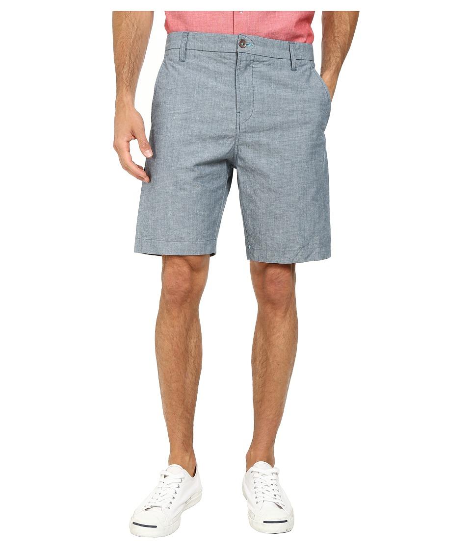 VISSLA - No See Ums 19 Twill (Indigo) Men's Shorts