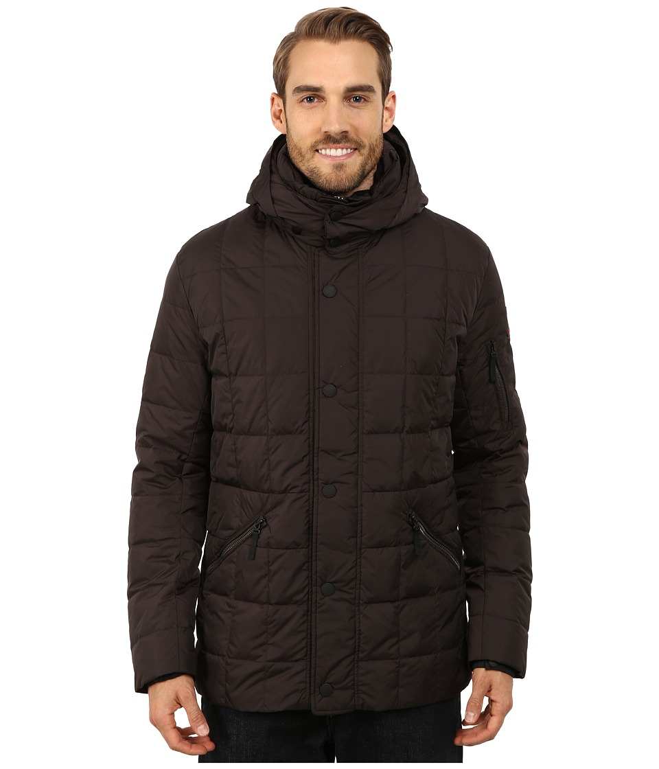 Bogner Fire + Ice - Peppe-D (Espresso) Men's Coat