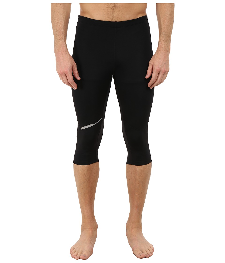 Pearl Izumi - Fly 3 Qtr Tights (Black) Men's Workout