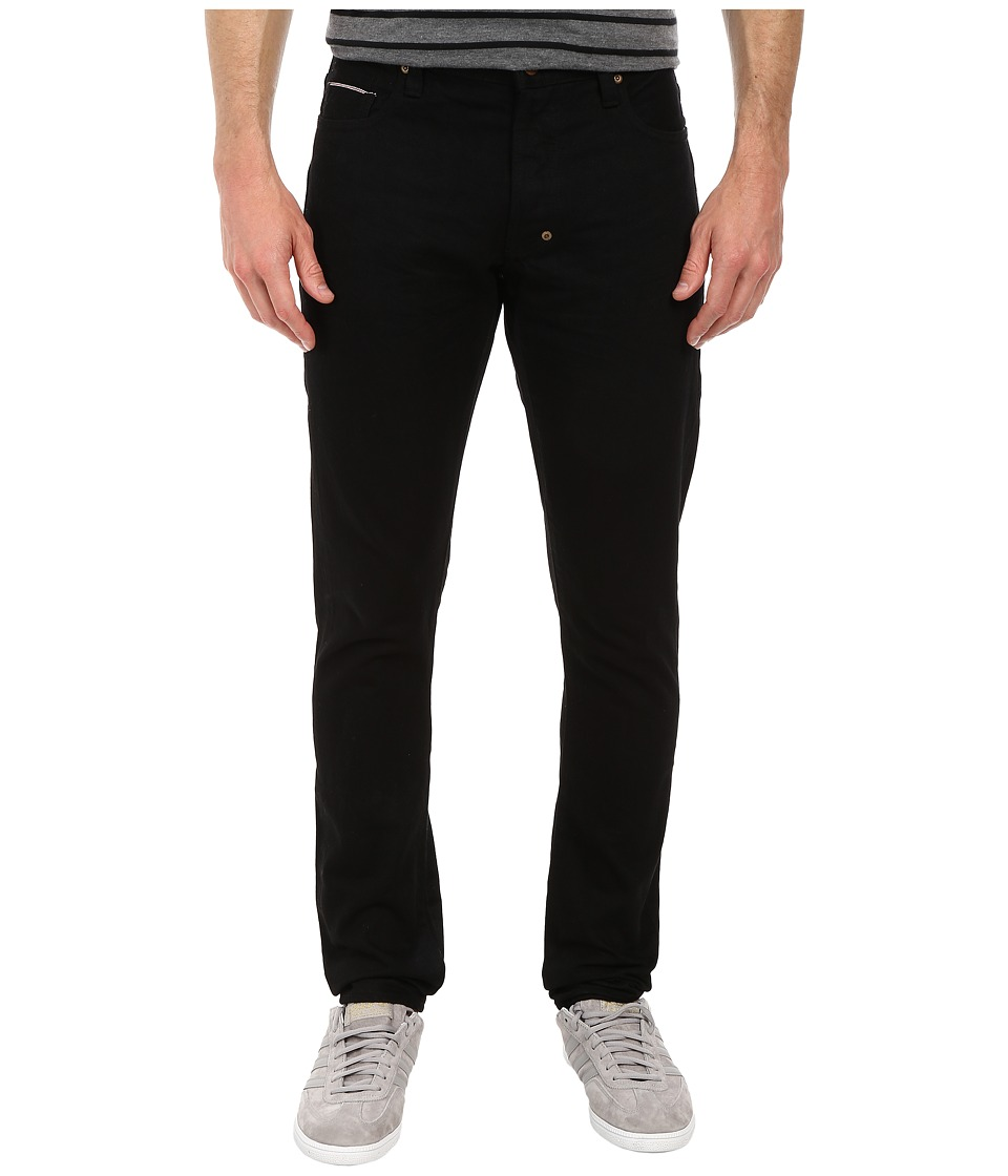 Prps Goods & Co - Fury Tapered Fit in Black Raw (Black Raw) Men's Jeans