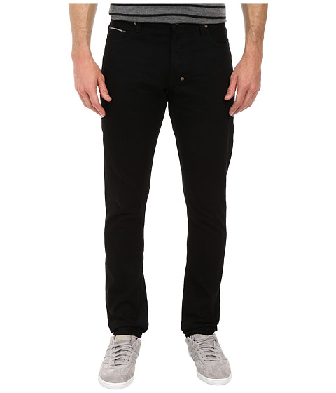 Prps Goods & Co - Fury Tapered Fit in Black Raw (Black Raw) Men