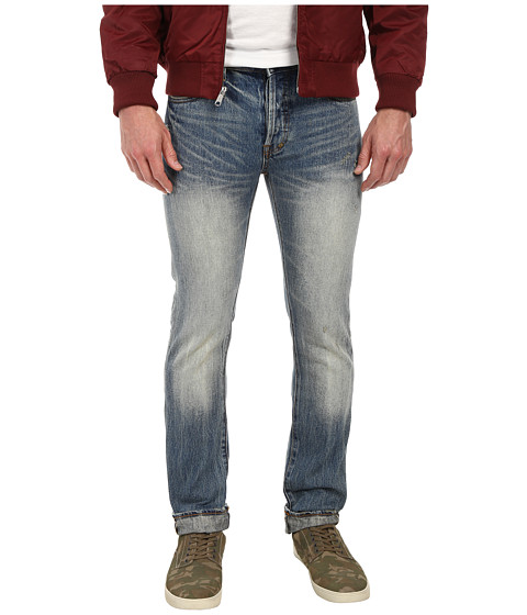Prps Goods & Co - Rambler Skinny in 5 Year Wash (5 Year Wash) Men