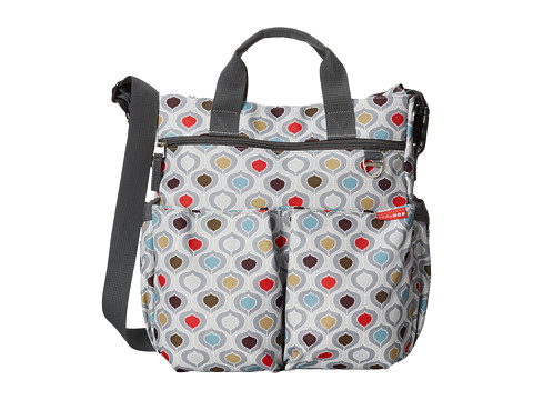 Skip Hop - Duo Signature Diaper Bag (Multi) Diaper Bags