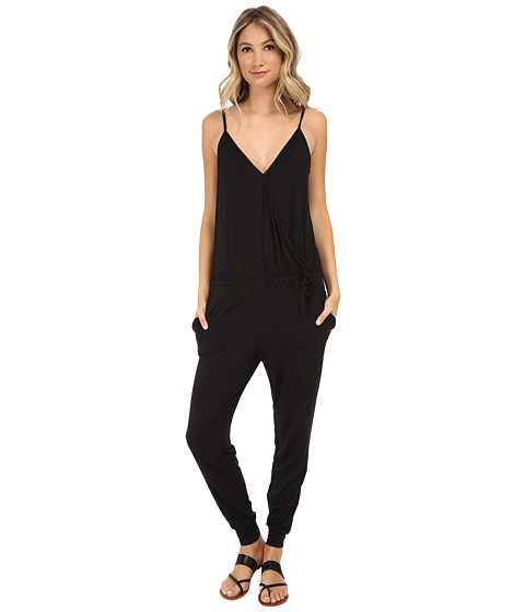 Calvin Klein Underwear - Sleepwear Jumpsuit (Black) Women