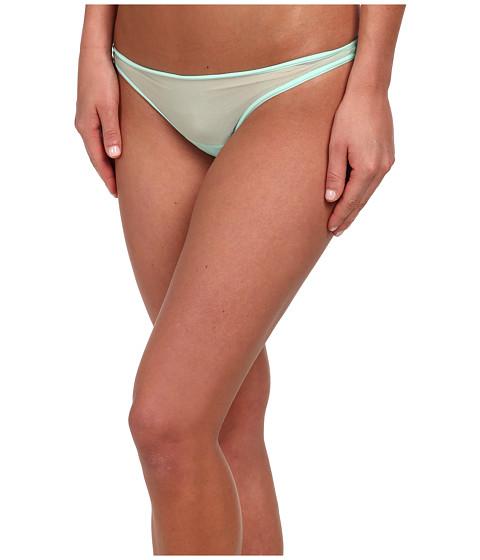 Cosabella - Soir Classic Lowrider Thong (Venetian Green) Women's Underwear