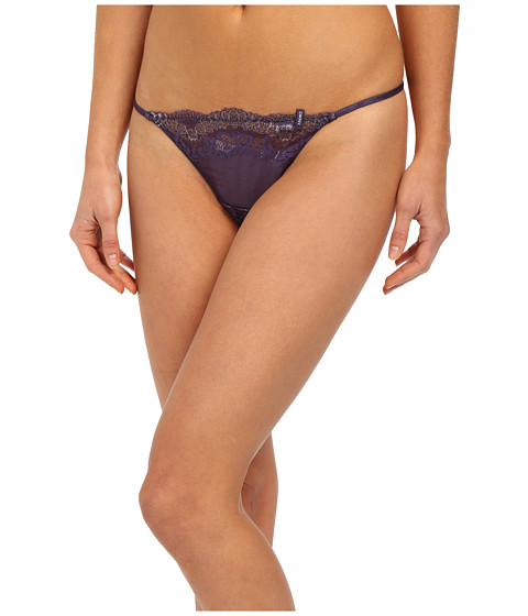 DKNY Intimates - Seductive Lights G-String (Night Shade) Women