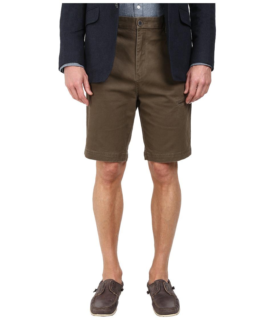 Rodd & Gunn - Kinley Shorts (Coffee) Men's Shorts