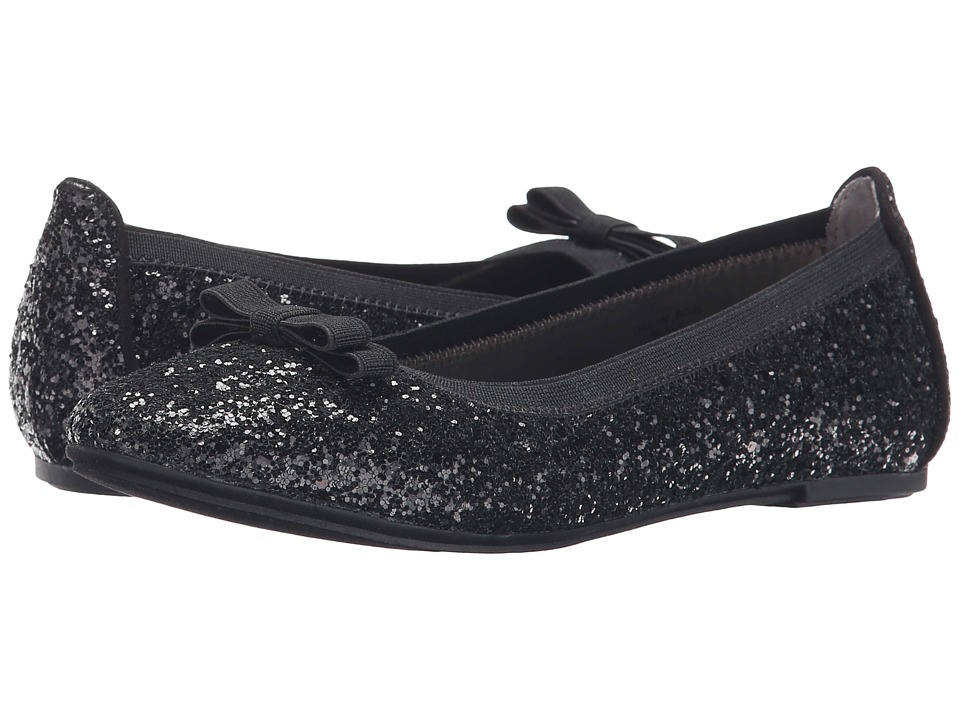 Elie Tahari Kids - Dream Bow (Little Kid/Big Kid) (Black) Girls Shoes