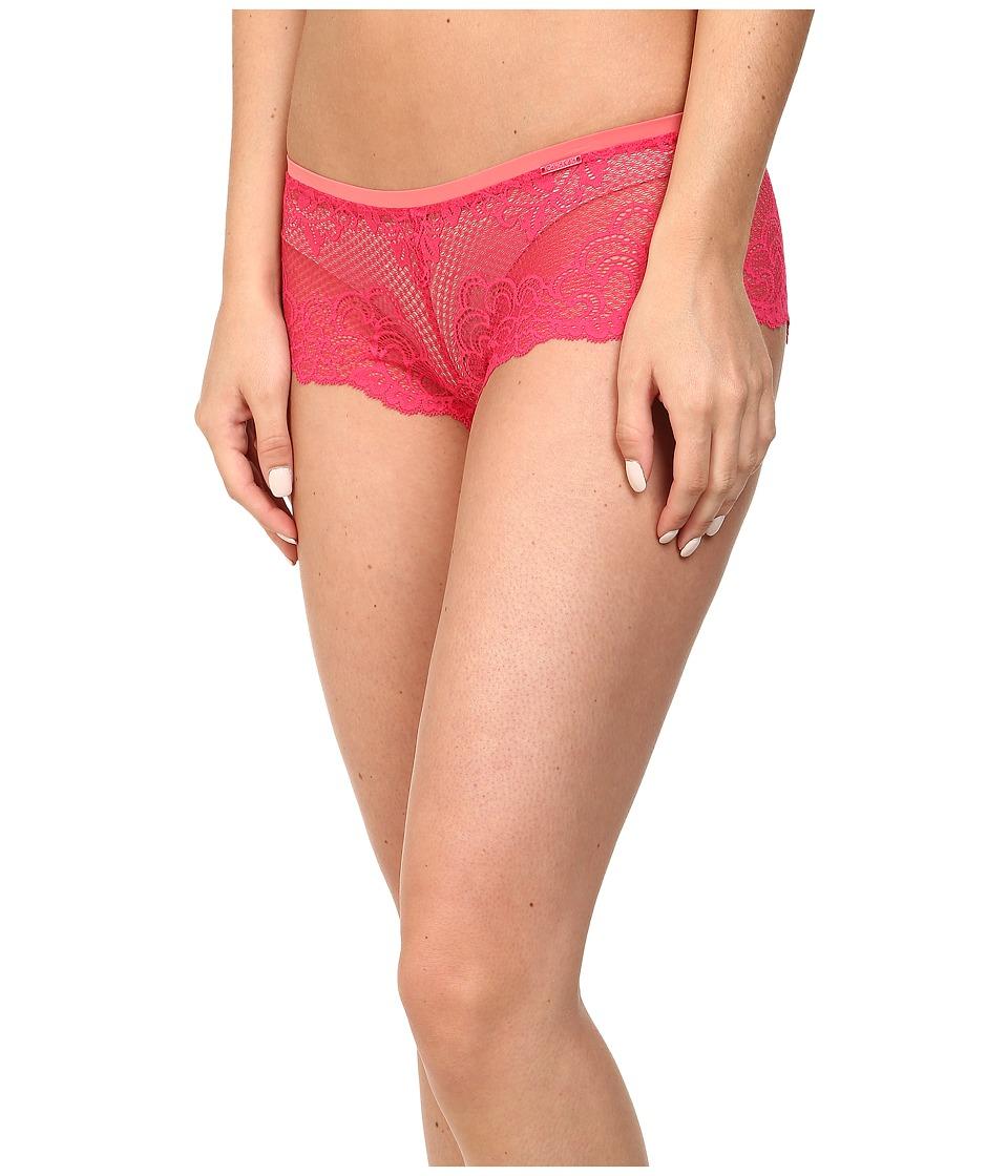 Calvin Klein Underwear - Lace Hipster QF1164 (Fearless) Women's Underwear
