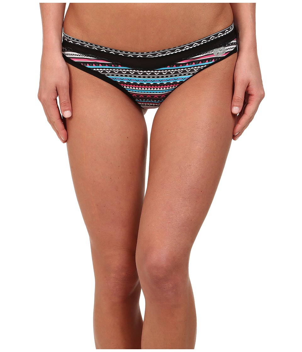 Terramar - Microcool Thong W8822 1-Pair Pack (Aztec Print) Women's Underwear