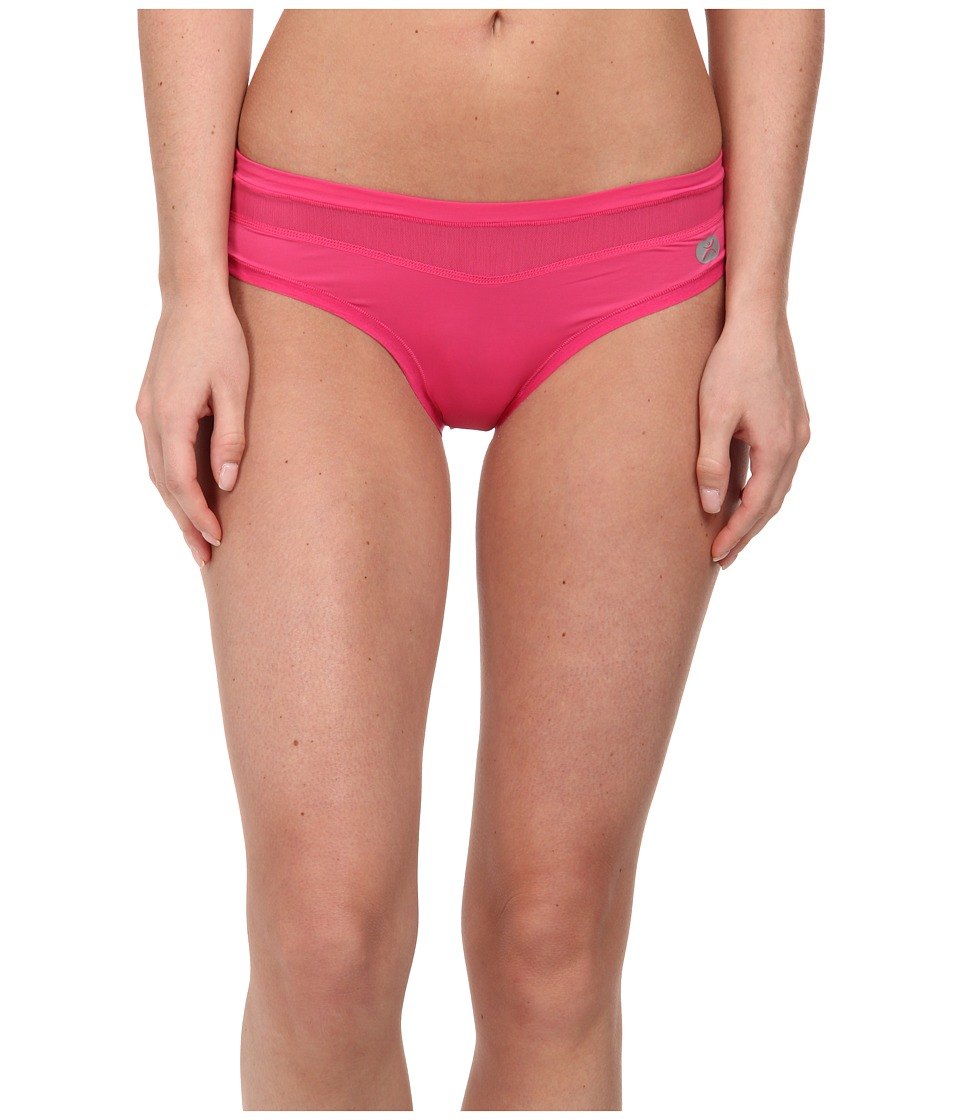 Terramar - Microcool Bikini W8818 1-Pair Pack (Geranium) Women's Underwear