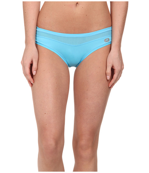 Terramar - Microcool Bikini W8818 1-Pair Pack (Bluebird) Women