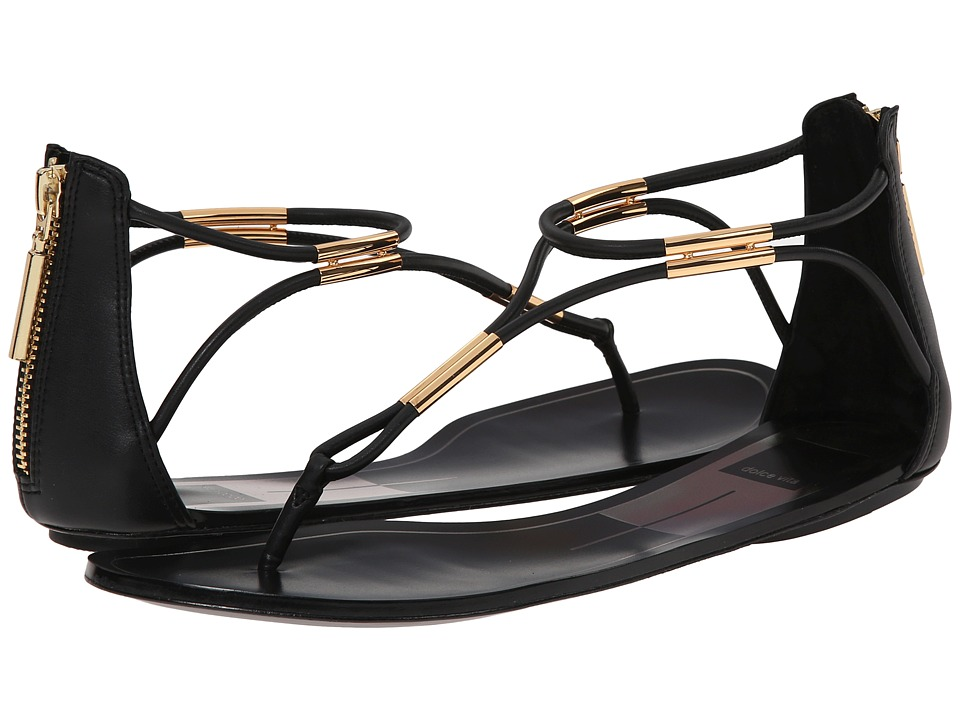 Dolce Vita - Marnie (Black Stella) Women's Sandals