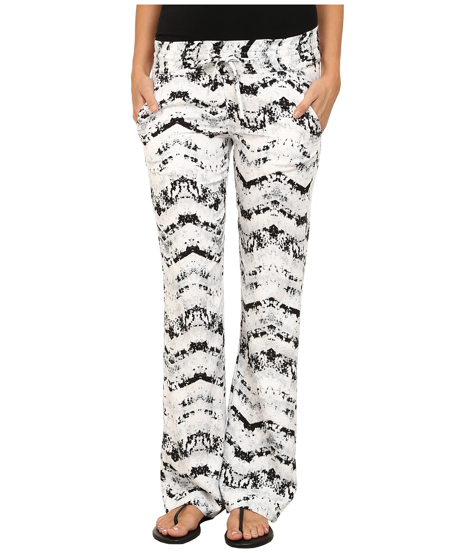 Hurley - Venice Beach Pants (White 2) Women's Casual Pants