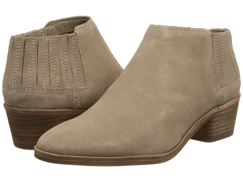 Dolce Vita - Keiton (Taupe Suede) Women's Pull-on Boots