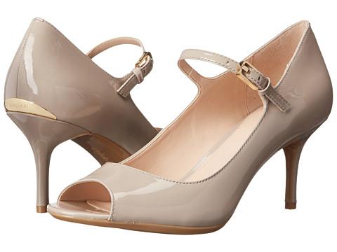 Calvin Klein - Leila (Griege Patent) Women's Shoes