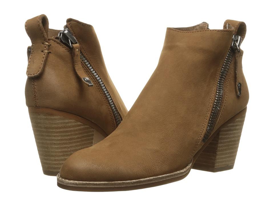 Dolce Vita - Jaeger (Teak Nubuck) Women's Zip Boots