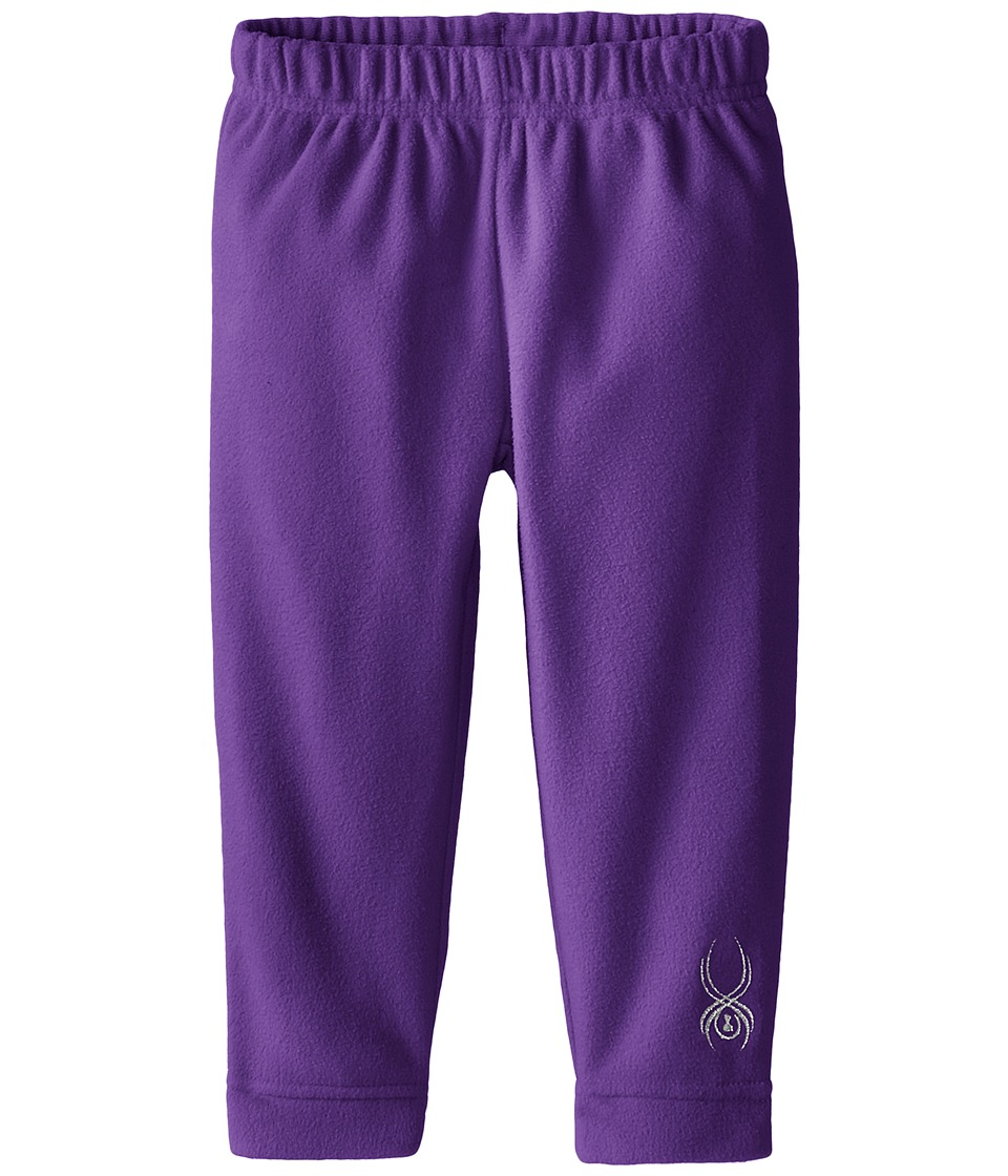 Spyder Kids - Bitsy Momentum Fleece Pants (Toddler/Little Kids/Big Kids) (Iris) Girl's Casual Pants